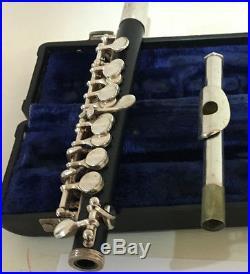 Gemeinhardy Key of C Piccolo