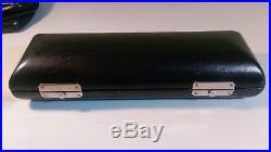 Geminhardt Piccolo Roy Seaman LTD 5427 Silver Professional Piccolo