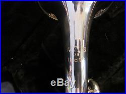 Getzen Capri Bb/A Piccolo Trumpet, 3 valve
