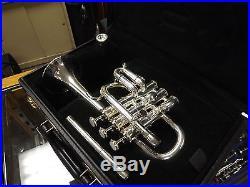 Getzen Capri piccolo trumpet