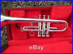 Getzen DEG F trumpet piccolo