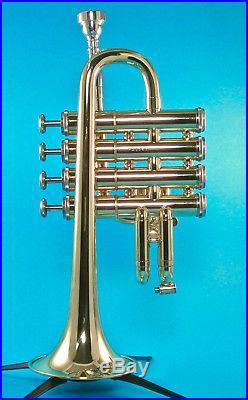 Getzen Eterna 940 A/Bb Piccolo Trumpet