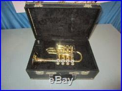 Getzen Eterna Piccolo Trumpet