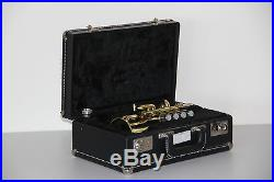 Getzen Piccolo-Trompete 940 Eterna Klarlack Bb-/A-Trumpet
