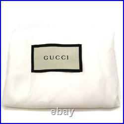Gucci 429020 Gg Supreme Tela Zaino Piccolo Luc Beige Sistema Nero Used-8 Usato