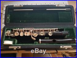 Hammig Piccolo Head Joint withReform Wave