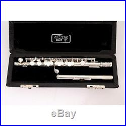Haynes HAPI Solid Silver Piccolo 888365781105