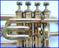 Henri Selmer Paris Maurice André Bb Piccolo Trumpet #66376