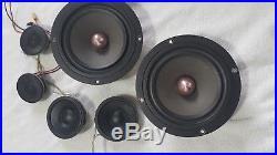 Hybrid Audio L6SE + Morel Piccolo + DynAudio Mids High-END