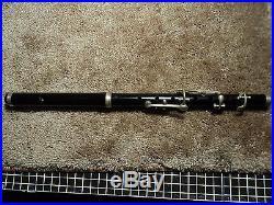 Irish Flute/Piccolo Wood 6 Keys