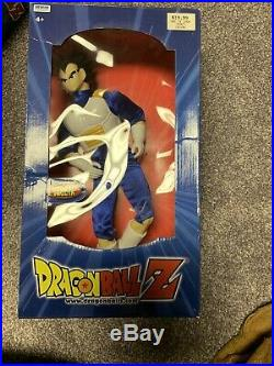 Irwin Dragonball Z 12 Inch Figures Piccolo Vegeta Goku and S. S. Goku