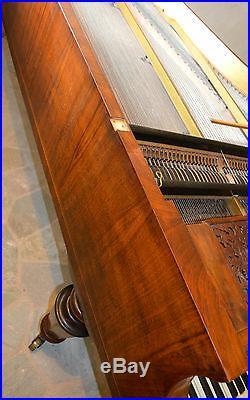 JOSEF RIEDL A coda Piccolo Pianoforte Piano Pianoforte +progettato da Steinway