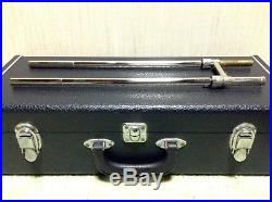 JUPITER SST-314 (314L) Piccolo Trombone EX+ Condition With Case + Slide-O-Mix