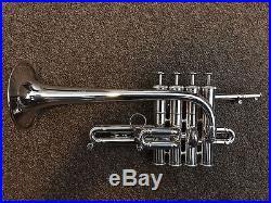 Kanstul 920 Bb/A Piccolo Trumpet Pristine Condition