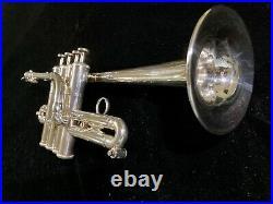 Kanstul Piccolo Trumpet Mod 920 in A and Bb