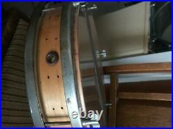 LEEDY Tango 3x13 Piccolo Snare 1ply Maple