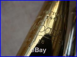 Late 80`s Vincent Bach Stradivarius 196 piccolo trumpet