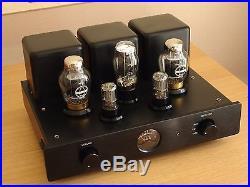 Latest 2017 Ming Da Piccolo integrated valve amplifier, MC368-B902, boxed, exc