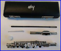 Lightly Used Silver Sky Piccolo C Flute