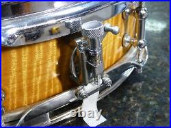 Ludwig 3-1/2 x 13 Limited Edition Snare With Satinwood Veneer 9CM x 32.7CM