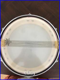 Ludwig 3x13 Snare Drum Copper Mist Excellent 1968
