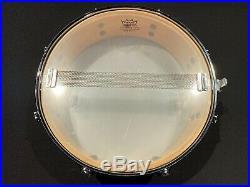 Ludwig Classic 3 1/2 x 13 Maple Piccolo Snare Good Condition