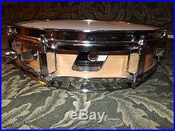 Ludwig Maple Piccolo Snare Drum 3x13 New Head- Great Crisp Sound