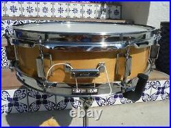 Ludwig Piccolo Snare Drum 3 x 13 1990s Maple