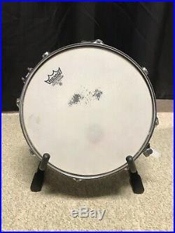 Ludwig Rocker Elite Natural Maple Piccolo Snare Drum 13x3