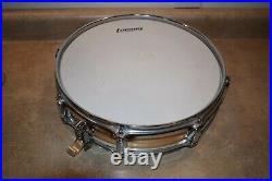 Ludwig Rocker Series 3x13 Piccolo Maple 8 Lug Snare Drum