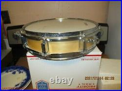 Ludwig Vintage Piccolo Snare Drum 13 X 3 Maple