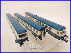 MES-58272 Fleischmann piccolo Spur N 3 teil. Triebwagenzug 614