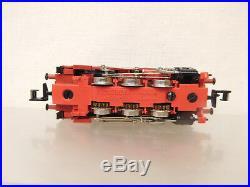 MES-59428 Fleischmann piccolo Spur N Dampflok DB 80 030 sehr guter Zustand