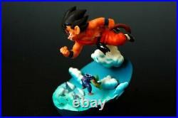 Megahouse DragonBall Capsule Neo Crisis Special Son Goku Vs Piccolo Secret Used