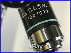Microscope Binokulares Mikroskop Askania College Piccolo Rathenow ansehen