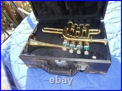 Monique Piccolo Trumpet With Case