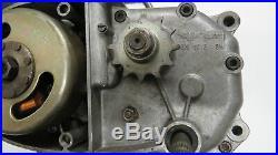 Motore malanca 4 marce tubone cilindro cromato piccolo difetto coperchio volano