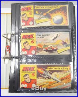 NICK Der Weltraumfahrer Heft 1 99 Piccolo Comic Nachdruck HETHKE Lehning (WR7)