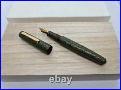 Nakaya Ishime Green Piccolo Long
