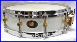 Noble & Cooley 14x4 Solid Piccolo Snare Drum