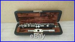 Old rare piccolo flute Germany 1950-60s