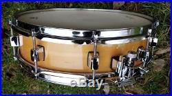 PEARL piccolo 4 x 14 maple snare drum