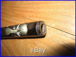 PICCOLO ANCIEN rare flute XIX ème ANTIQUE vintage OLD FLUTE 19th century