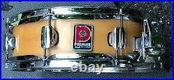 PREMIER 4 x 14 PICCOLO Wood SNARE Drum UK
