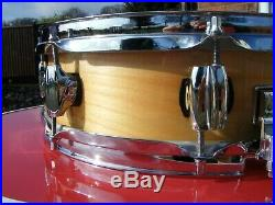PREMIER PICCOLO (2043) 13 X 4 Snare drum birch shell. For drum kit