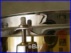 Pearl 3x13 Brass Piccolo Snare Drum, Nice