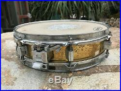 Pearl Brass Piccolo 3x13 Snare Drum