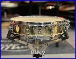 Pearl Brass Piccolo Snare Drum 13 X 3 #549