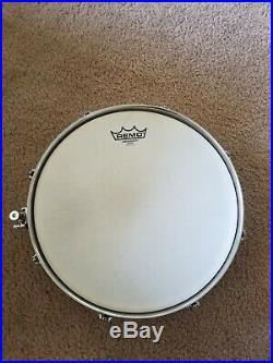 Pearl Brass Piccolo Snare Drum 13x3