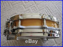 Pearl Maple Free Floating Piccolo Snare 14 x 3.5